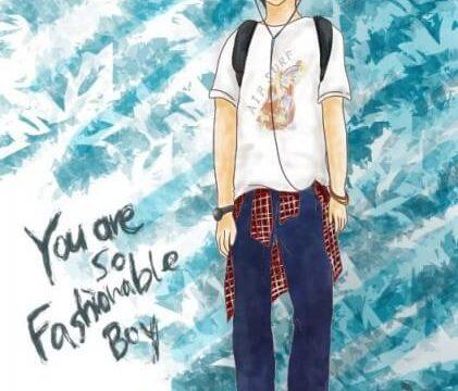 190617_Fashionable Boy|Procreate