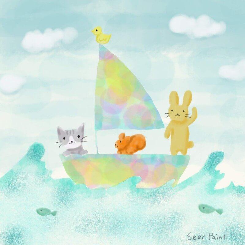 シーアの方舟|Procreate
